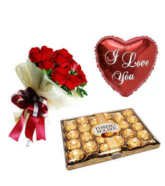 Romantic Gift Package